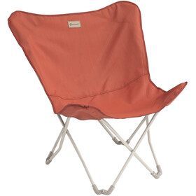 Outwell Sandsend Chair, warm red